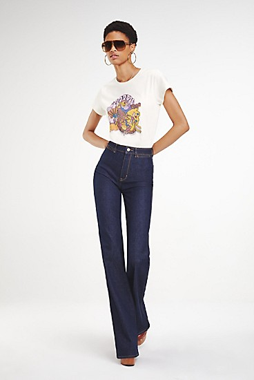 Zendaya Loose Leg Jeans