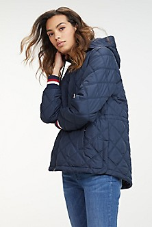 3abc2ef7e Women's Outerwear | Tommy Hilfiger USA