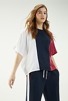 bfd733ddc70 Women's Tops & Shirts | Tommy Hilfiger USA