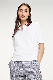 Women's Sale T Shirts & Polos | Tommy Hilfiger USA