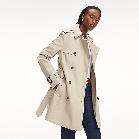 2158d5f10c Classic Trench Coat | Tommy Hilfiger