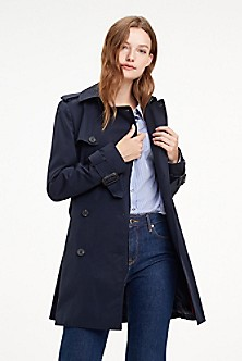 ad673a2f Classic Trench Coat. Quick View for Classic Trench Coat. TOMMY HILFIGER