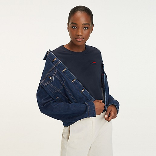 9b6d5b246 Denim Trucker Jacket | Tommy Hilfiger