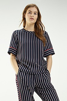 aa286b8ea1 Women's Tops & Shirts | Tommy Hilfiger USA