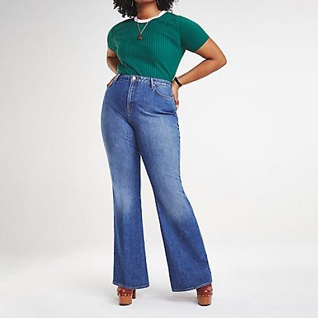 Zendaya Curve Organic Cotton Zodiac T-Shirt   Tommy Hilfiger
