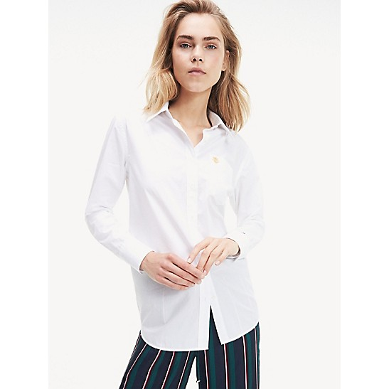 Tommy Hilfiger Essential Girlfriend Shirt
