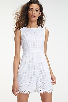 ce984126f Summer Sleeveless Romper. Quick View for Summer Sleeveless Romper. NEW. TOMMY  HILFIGER