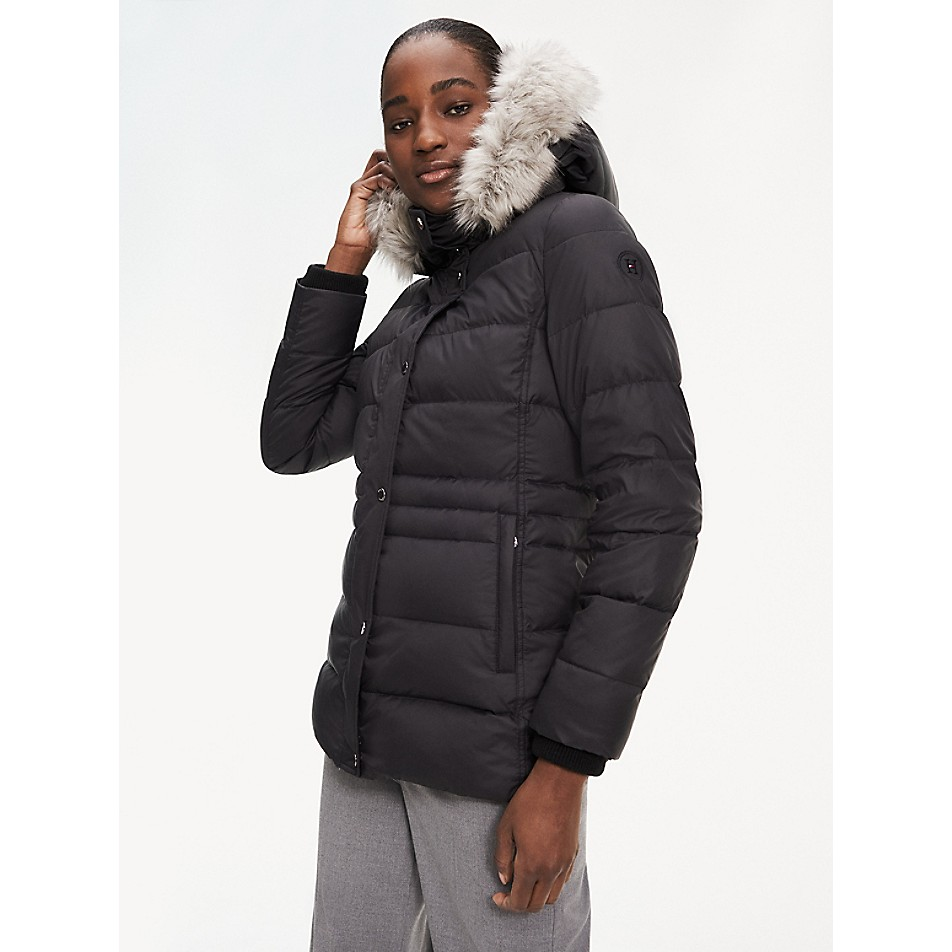 Classic Down Puffer Jacket