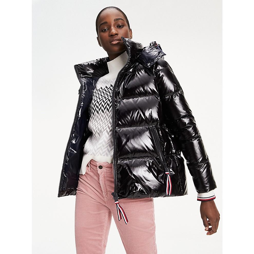 Gloss Down Puffer Jacket