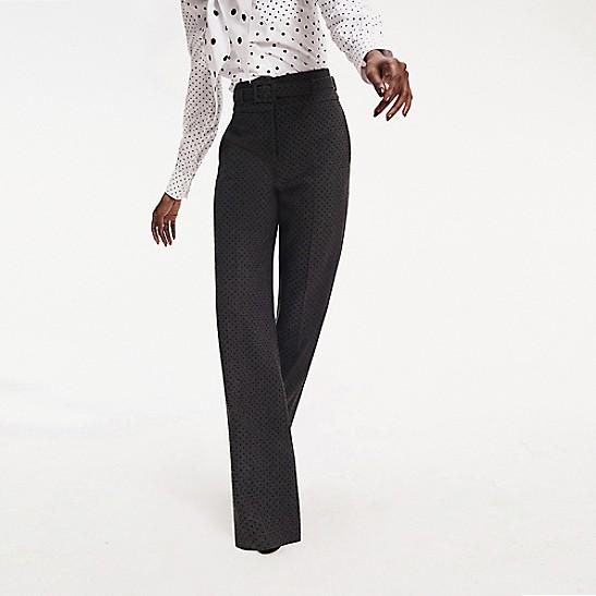 Zendaya Polka Dot Trousers | Tommy Hilfiger