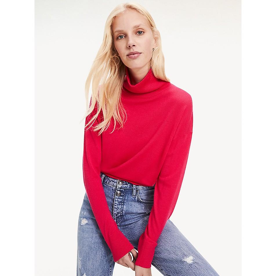 NEW Wool Turtleneck Sweater