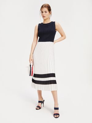 tommy hilfiger knitted dress