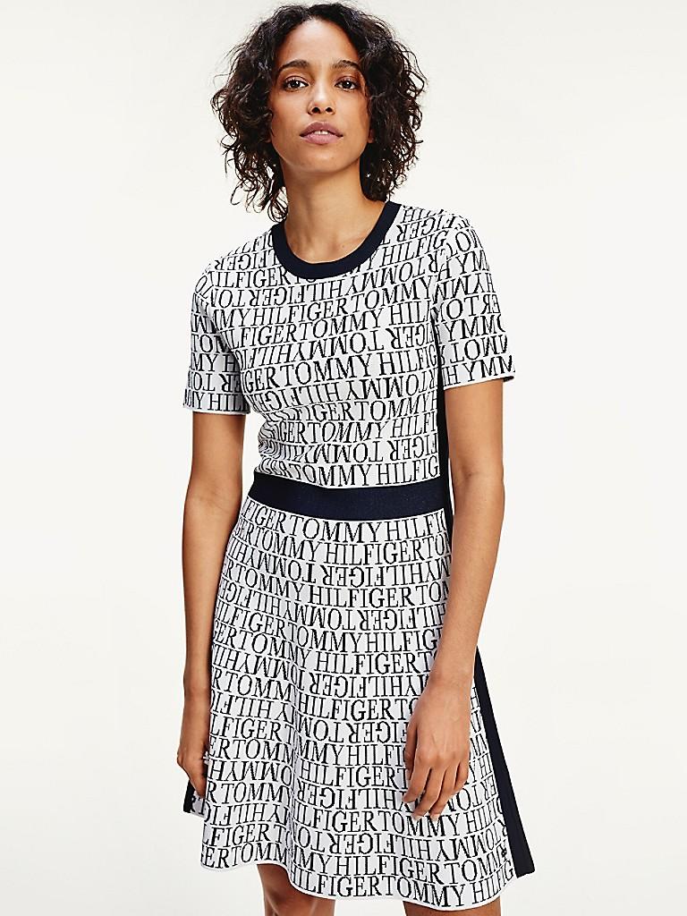 SALE Short-Sleeve Logo Dress
