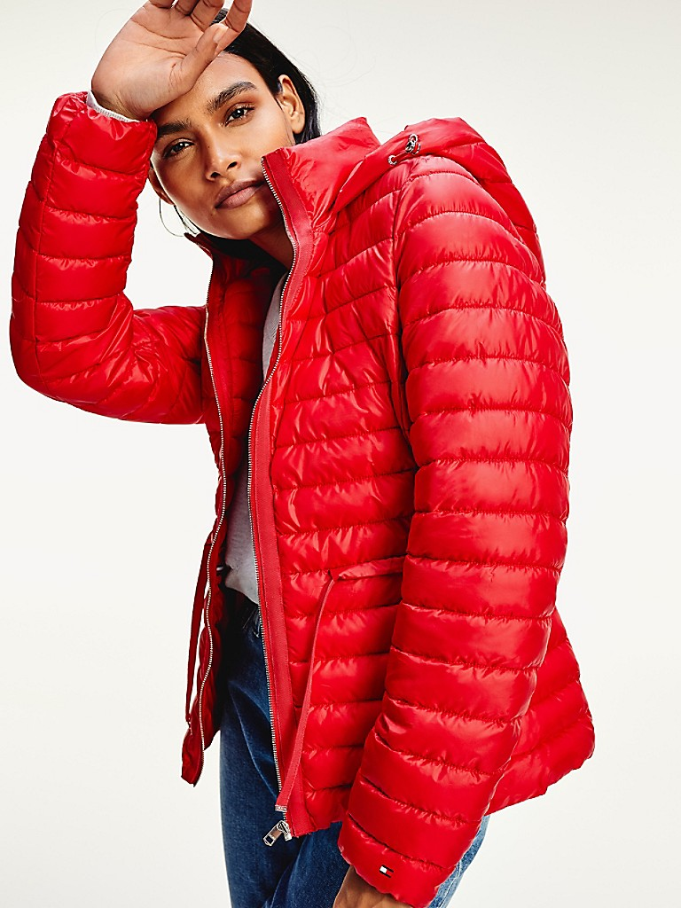 NEW TO SALE Hooded Puffer Jacket