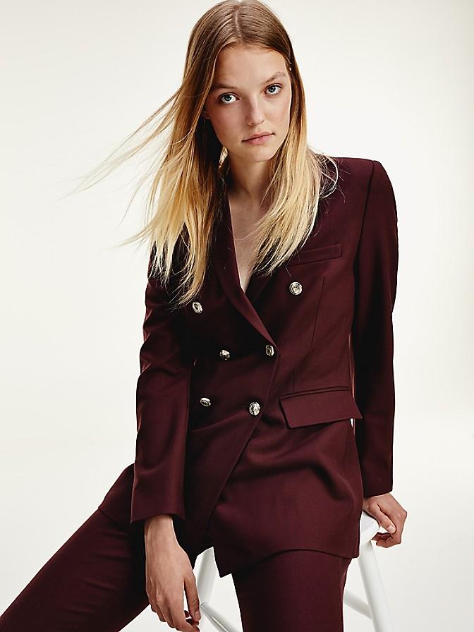 NEW TO SALE Icon Virgin Wool Blazer