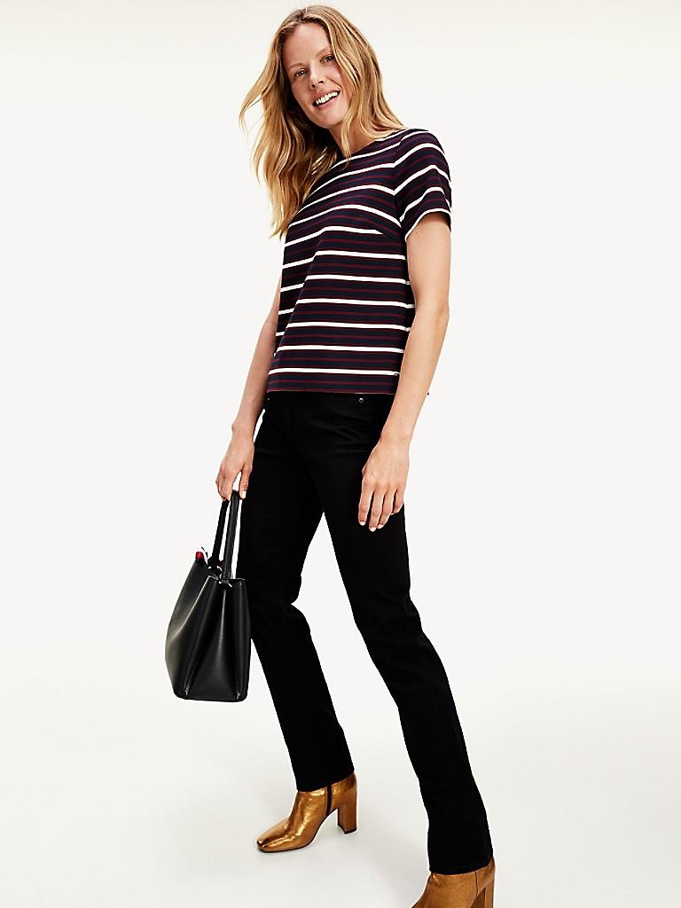 NEW Straight Fit Black Jean