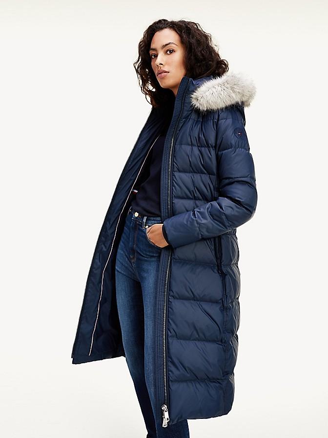 NEW Hooded Down Puffer Coat