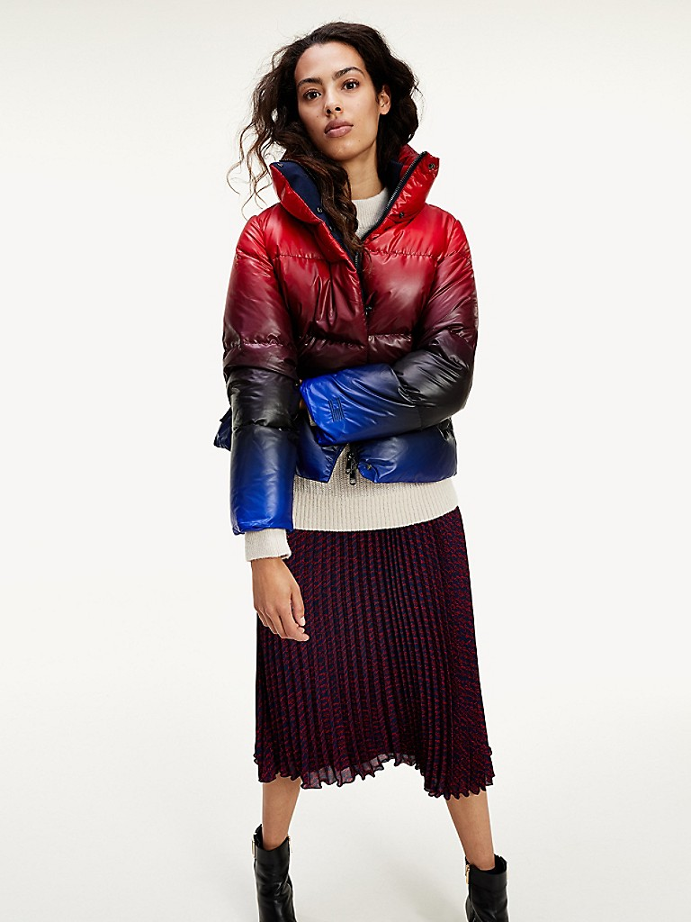 NEW Icon Ombre Down Puffer Jacket