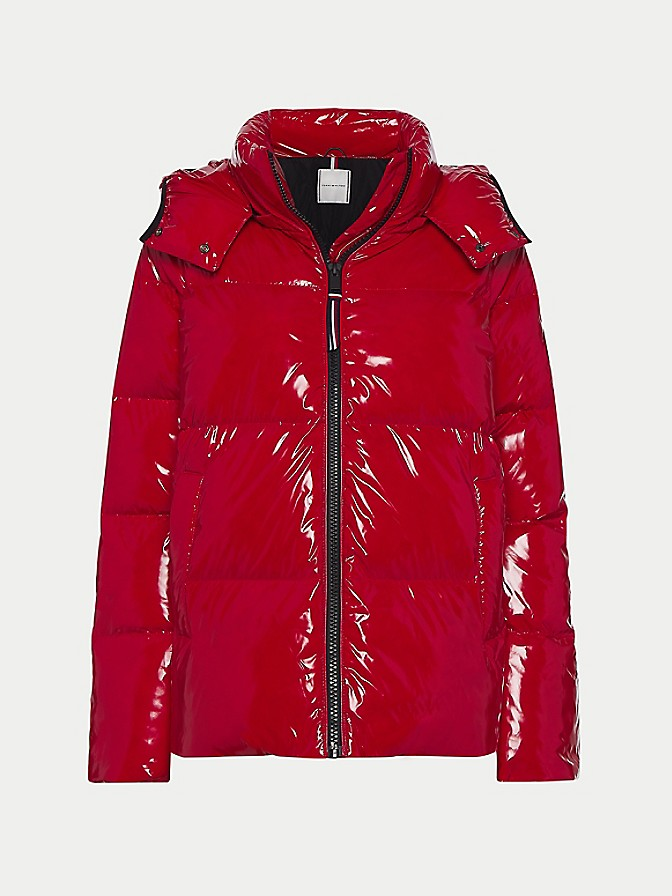 NEW TO SALE Gloss Down Puffer Jacket