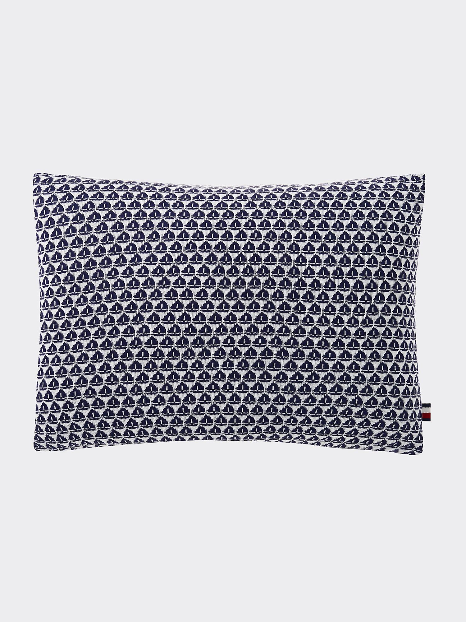 TOMMY HILFIGER Sailboat Fleet Decorative Pillow